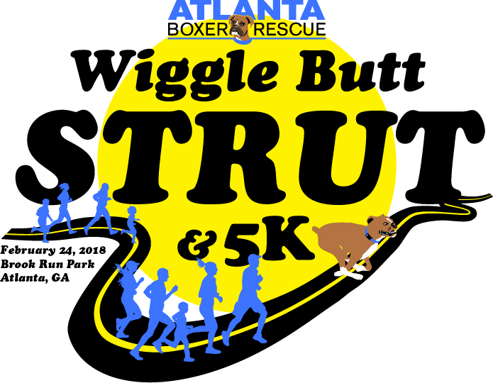 Wiggle Butt Strut and 5K Peachtree Road Race Qualifier